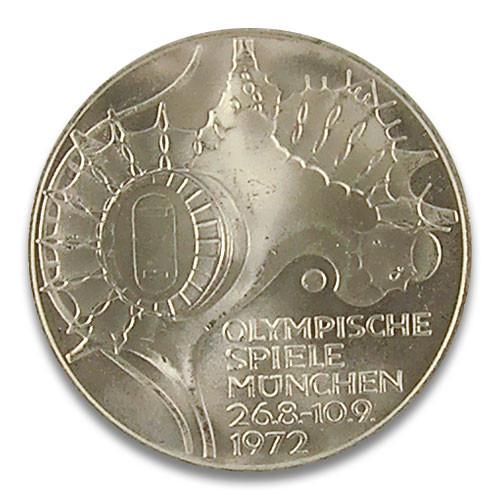 10 DM Sportstätte München 1972