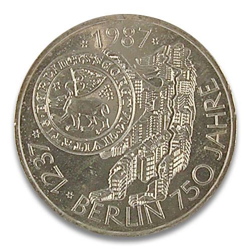 10 DM 750 Jahr Feier Berlins 1987