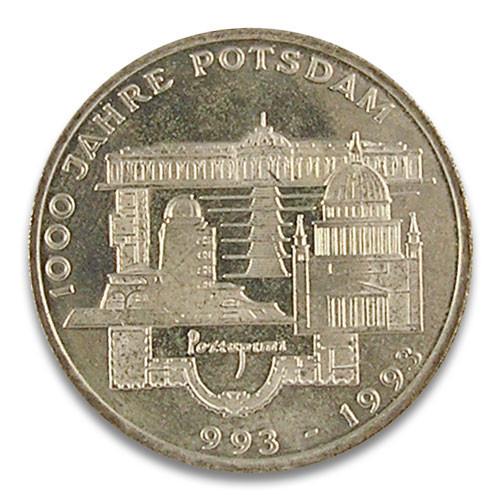 10 DM 1000 Jahre Potsdam 1993