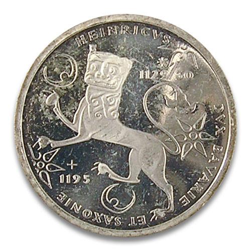 10 DM 800. Todestag Heinrichs des Löwen 1995