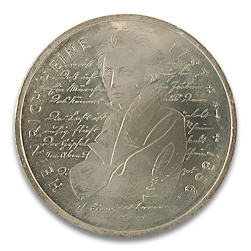 10 DM 200. Geburtstag Heinrich Heine 1997