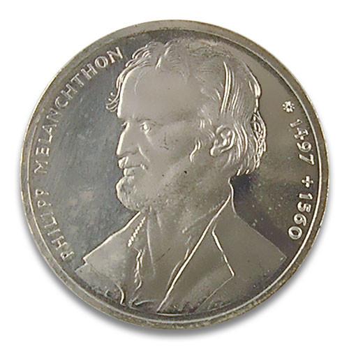10 DM 500. Geburtstag Melanchthon 1997