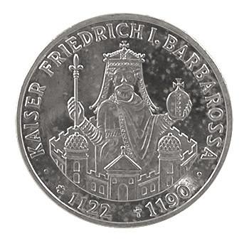 10 DM Barbarossa 1990