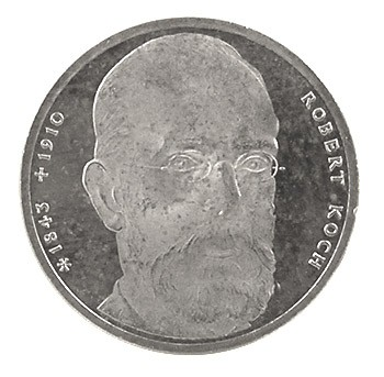 10 DM Robert Koch 1993