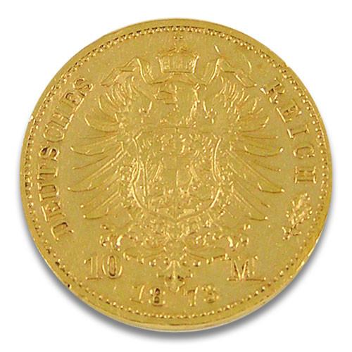 10 Mark Wilhelm II von Preußen