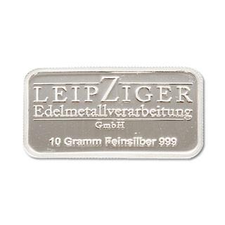 Silberbarren LEV 10 g