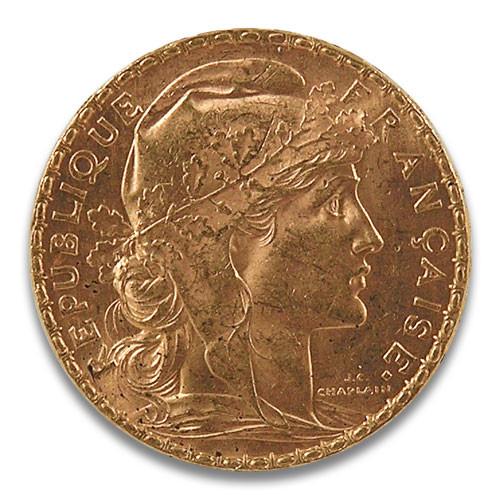 20 Francs Marianne Hahn