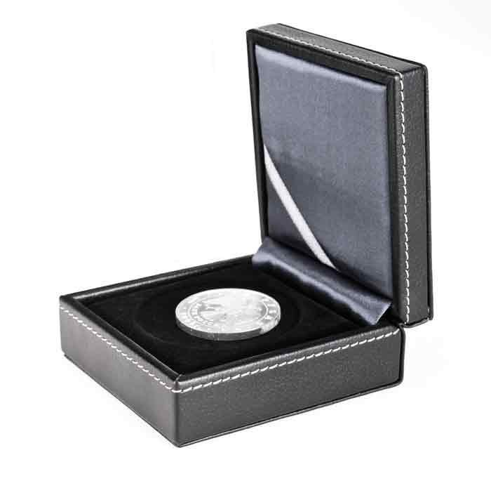 Münzetui NERA XS für 1 Münze bis 60 mm