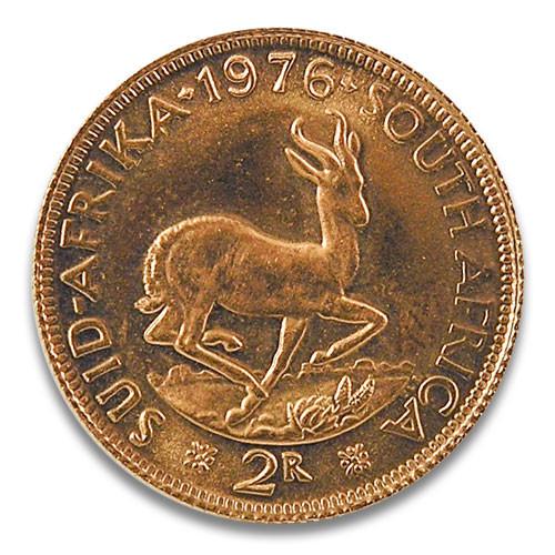 2 Rand Südafrika