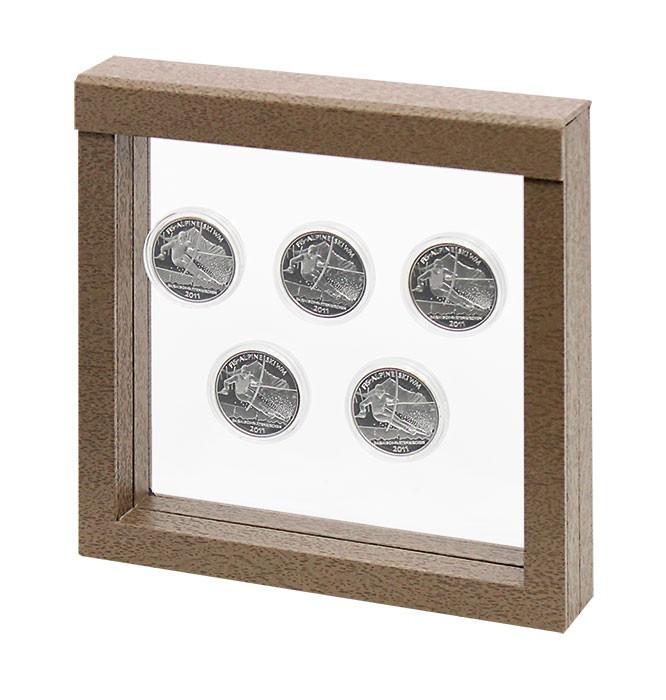 Objektrahmen Nimbus 150 Holzdekor
