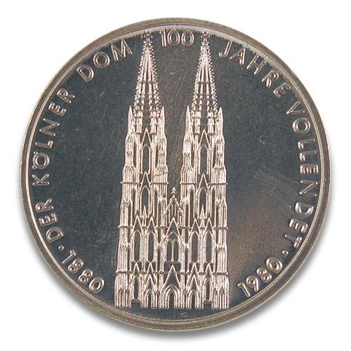 5 DM Köllner Dom 1980