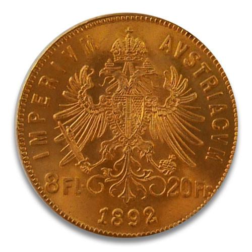 8 Florin Österreich