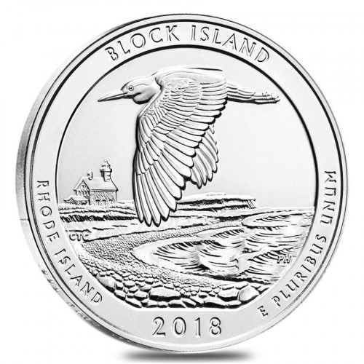 America the Beautiful - Rhode Island - Block Island 2018