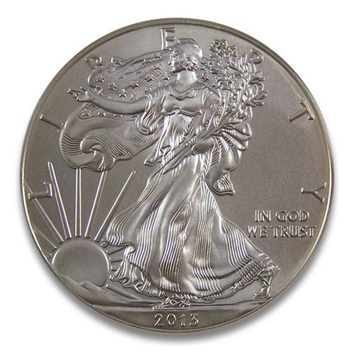 American Eagle Silber 1 oz 2013