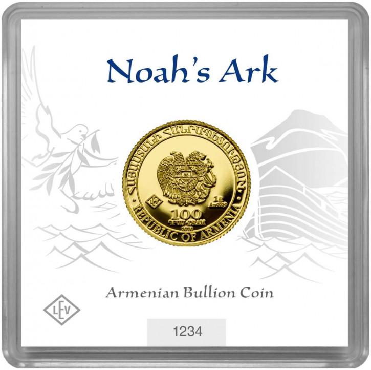 Arche Noah 1 g Gold 2020