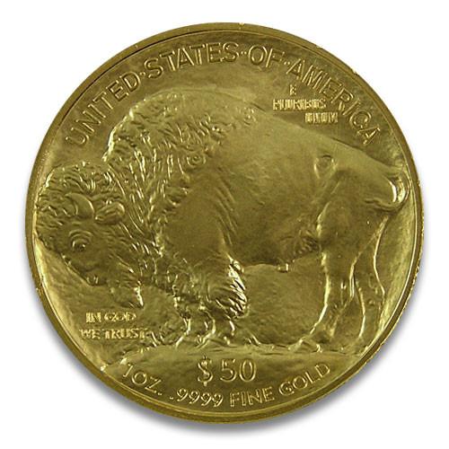 American Buffalo Gold 1 oz 2011