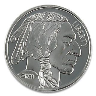 American Buffalo 1 oz Silber