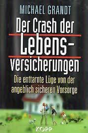 """Buch """"Der Crash der Lebensversicherungen"""""""
