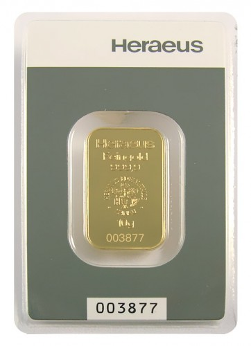 Goldbarren sonstige 10 g