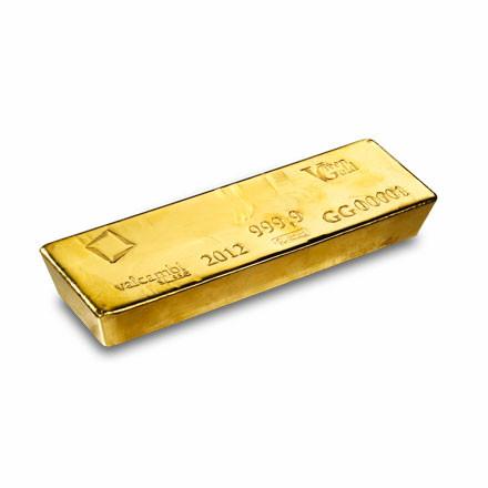Goldbarren Valcambi Green Gold 12,5 kg