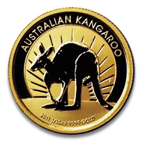 Känguru Australien 2014 Gold 1/10 oz