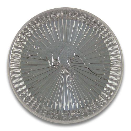 Känguru Perth Mint Silber 1 oz 2016