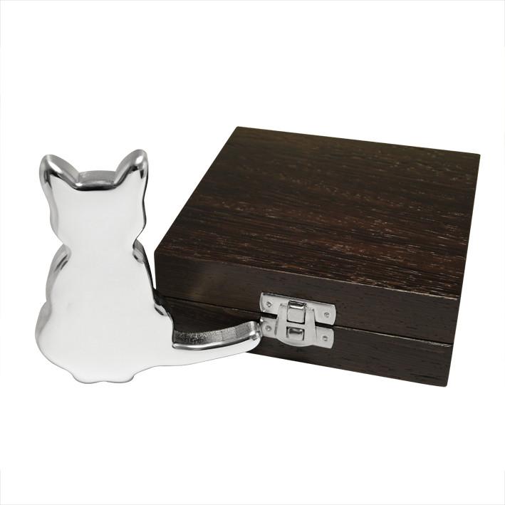 Silberkatze 500 g in Box