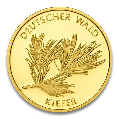 20 Euro Deutscher Wald - Kiefer 2013 Prägestätte D, F, G oder J 1/8 oz