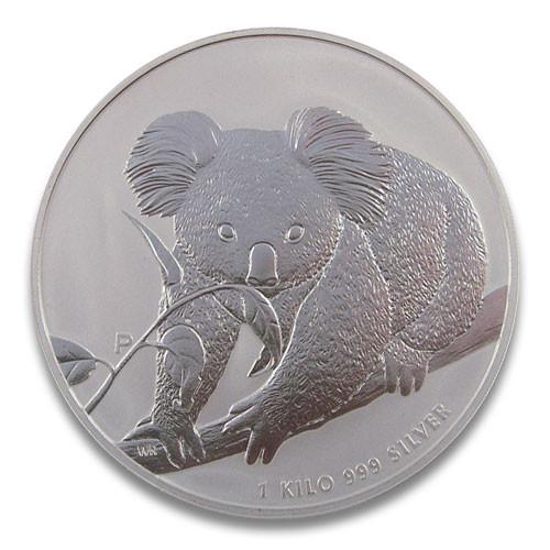 Koala 2010 Silber 1 kg
