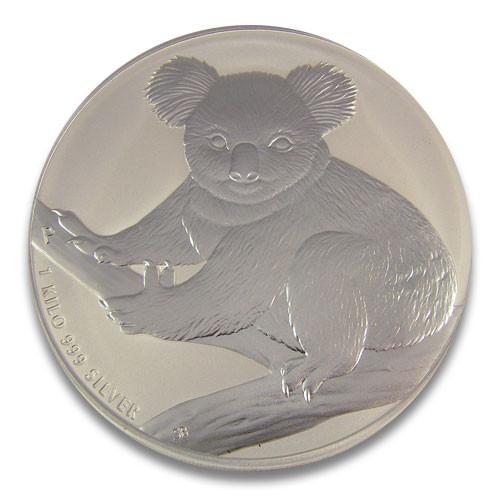 Koala 2009 Silber 1 kg