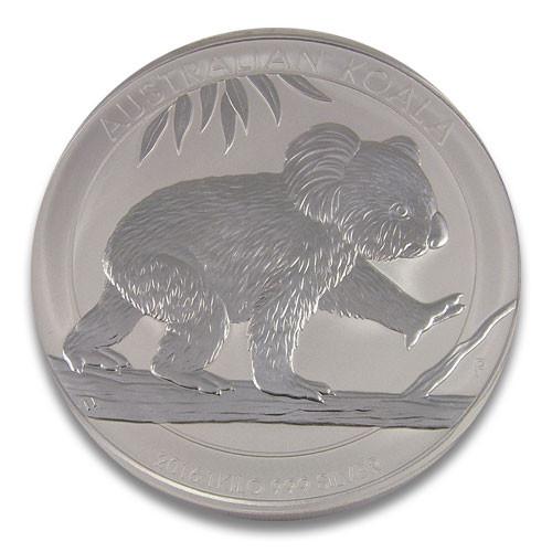 Koala 2016 Silber 1 kg