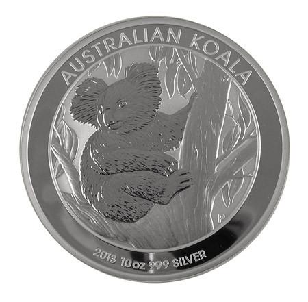 Koala 2013 Silber 10 oz