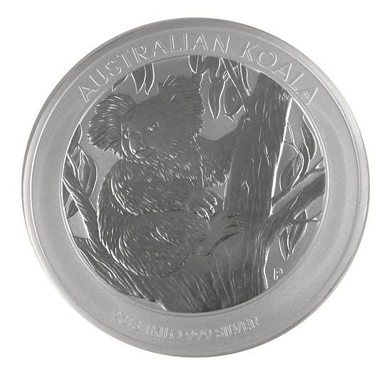 Koala 2013 Silber 1 kg