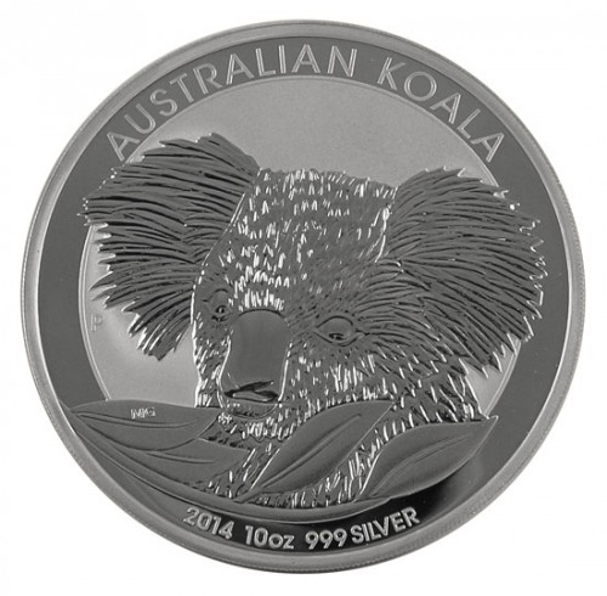 Koala 2014 Silber 10 oz