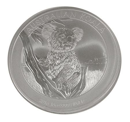 Koala 2015 Silber 10 oz