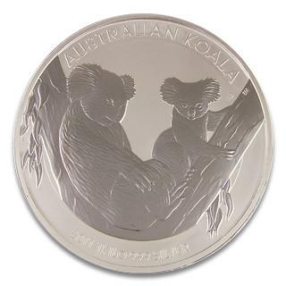 Koala 2011 Silber 1 kg