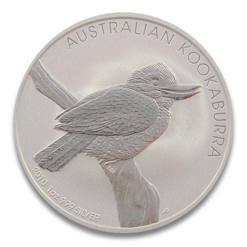 Kookaburra 2010 Silber 1 oz