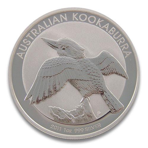 Kookaburra 2011 Silber 1 oz