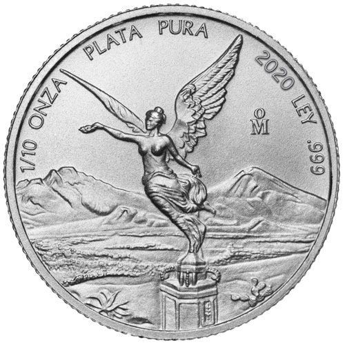 Libertad Silber 1/10 oz verschiedene