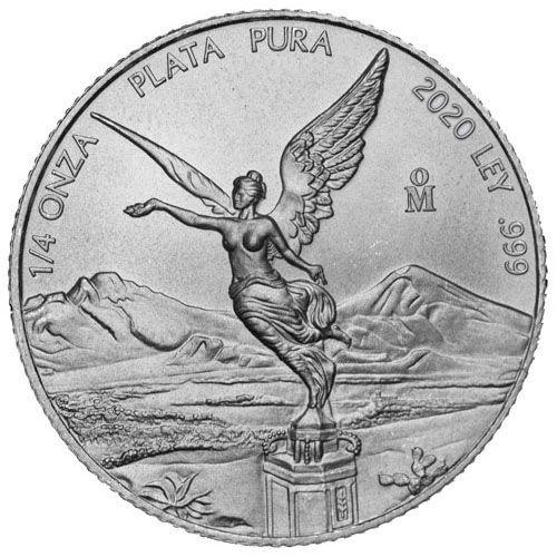 Libertad Silber 1/4 oz verschiedene