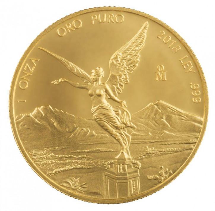 Libertad Gold 1 oz verschiedene