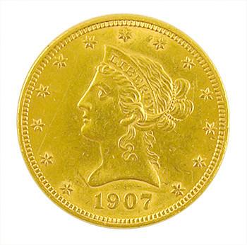 Liberty 10 USD / Kopf