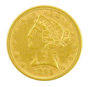 Liberty 5 USD / Kopf