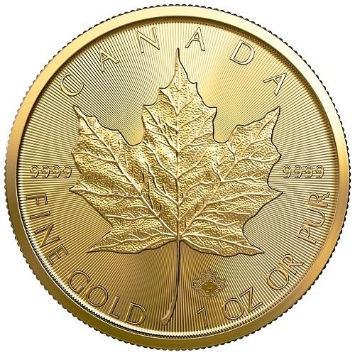 Maple Leaf Gold 1 oz 2021
