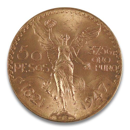 Centenario 50 Pesos 1947