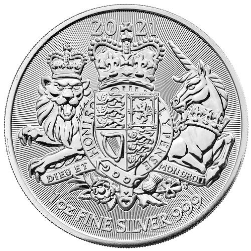 Royal Arms Silber 1 oz verschiedene
