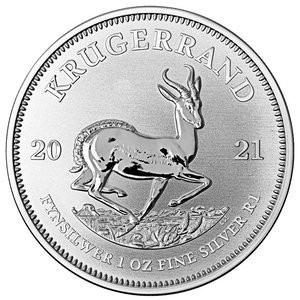 Krügerrand 2021 Silber 1 oz