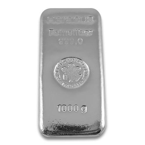 Silberbarren sonstige 1 kg