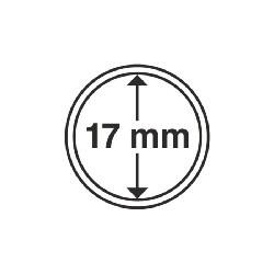 Münzkapsel Innendurchmesser 17 mm