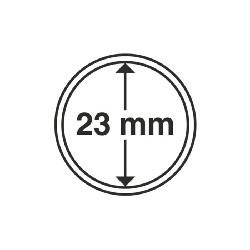 Münzkapsel Innendurchmesser 23 mm